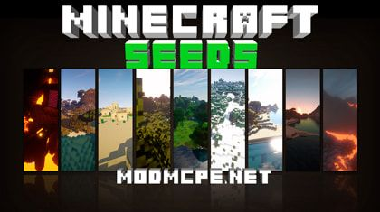 Сиды для Minecraft Pocket Edition