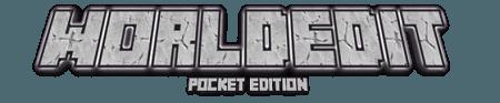 ������ World Edit v0.5 ��� Minecraft PE 0.12.1 � 0.12.0