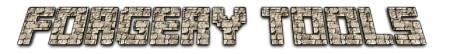 Мод Forgery Tools для Minecraft PE 0.9.5 и 0.10.0