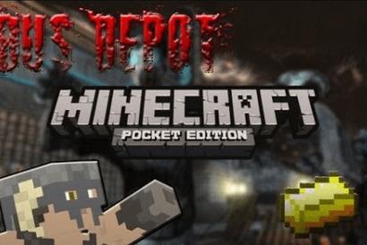 Карта Zombie weave для Minecraft PE 0.9.5 и 0.10.0
