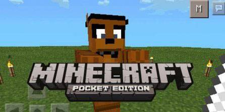 Мод Pocket Five Nights для Minecraft PE 0.9.5 и 0.10.0