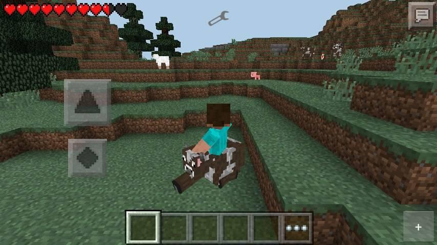 Мод TooManyItems для Minecraft PE 0.13.0 - 4mcpe.com