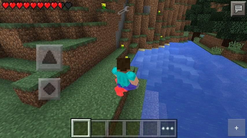 Скачать мод toomanyitems для minecraft pe