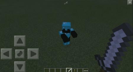 Скачать Мод HAUNTED ARMOR для Minecraft PE 0.9.5, 0.10.0