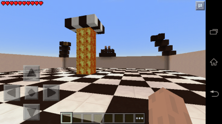 Карта Chess Battle Arena для Minecraft PE 0.9.5, 0.10.0