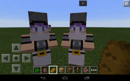 Мод Cute Villagers для Minecraft PE 0.9.5 и 0.10.0