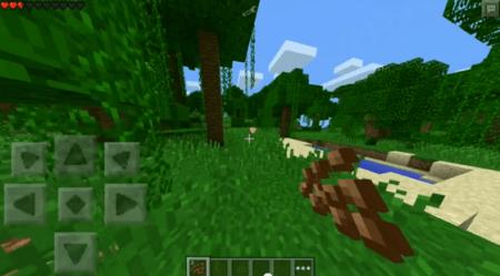 Мод FOV для Minecraft PE 0.9.5 и 0.10.0