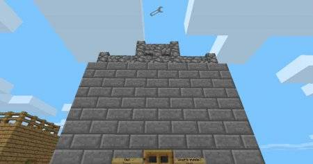 Карта Battleground для Minecraft PE 0.9.5 и 0.10.0