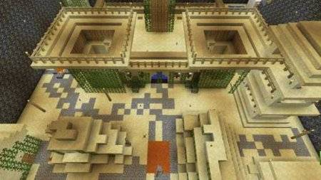 PvP-����� Capture the Wool ��� Minecraft PE 0.9.5 � 0.10.0