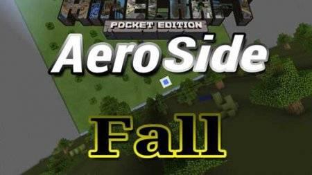 Карта AeroSide Fall для Minecraft PE 0.9.5 - 0.10.0