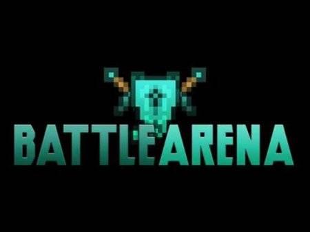 Карта Арена на выживание для Minecraft PE 0.9.5 и 0.10.0
