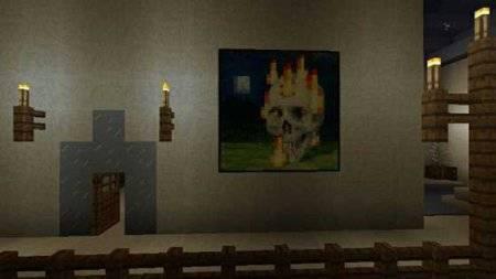 Карта BjankyMiner's для Minecraft PE 0.10.0 и 0.10.4
