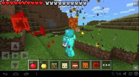Мод Blokkit для Minecraft PE 0.9.5 и 0.10.0