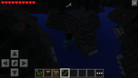 Мод Stick Explosion для Minecraft PE 0.10.0 - 0.10.4