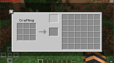 Мод PC Crafting для Minecraft PE 0.10.0 - 0.10.4