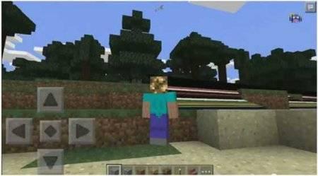 Мод Hat - сундук вместо головы для Minecraft PE 0.10.0 - 0.10.4