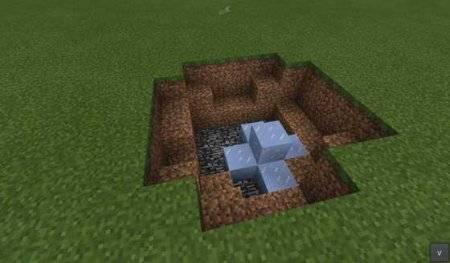 Мод Meteorite для Minecraft PE 0.10.0 - 0.10.4