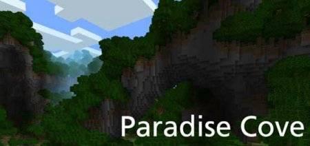 Карта Paradise Cove для Minecraft PE 0.10.0 - 0.10.4