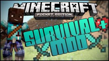 ��� Survival Plus ��� Minecraft PE 0.10.0 - 0.10.4