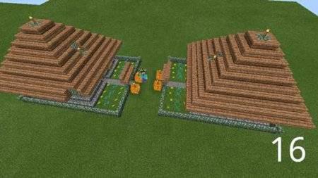 Строим красивый и уютный домик в Minecraft PE