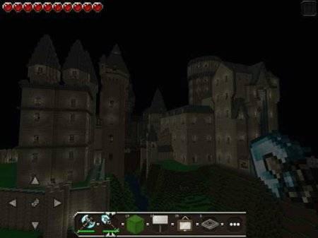 Карта Hogwarts для Minecraft PE 0.10.0 - 0.10.4