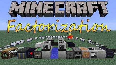 Мод Factorization v.3.6.1 для Minecraft PE 0.10.0 - 0.10.4