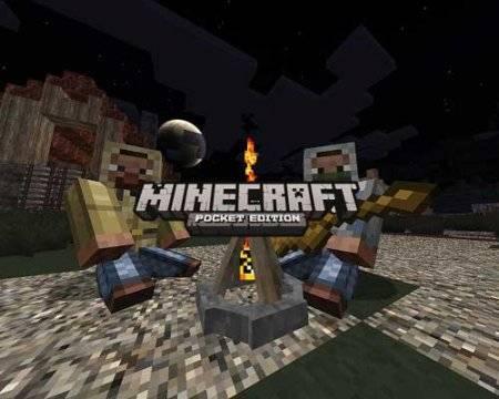 Мод STLAKER для игры Minecraft PE 0.10.0 - 0.10.4