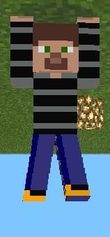 Скин летсплейщика Vladnext для Minecraft PE