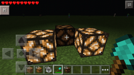 Мод AutomatedCraft для Minecraft PE 0.10.0 - 0.10.4