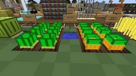 Текстурпак Nuper Gummi [16х16] для Minecraft PE 0.10.4