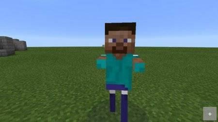 Мод Evil Steve для Minecraft PE 0.10.4 и 0.10.0