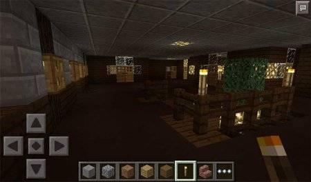 Карта Особняк v0.1 для Minecraft PE 0.10.4