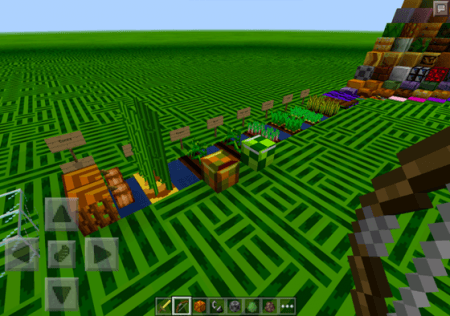 Текстуры Sonic Craft [16×16] для Minecraft PE 0.10.4 и 0.10.0