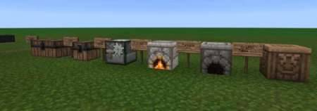 Текстуры Synced Pixels Mash Pack [16×16] для Minecraft PE