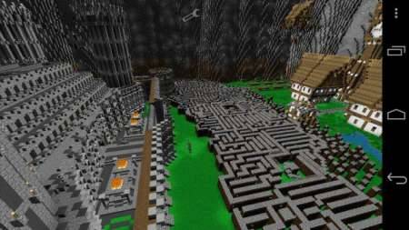 ������� ���� Quantum ��� Minecraft PE 0.10.5 - 0.10.4