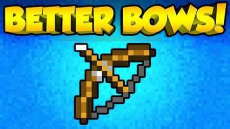 Мод THH Better Arrows для Minecraft PE 0.10.5 и 0.10.4