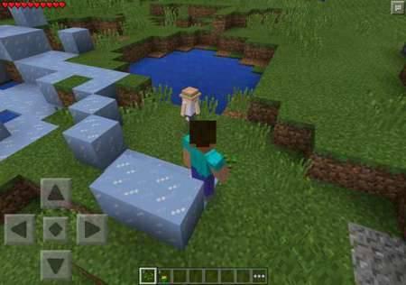Мод Elsa для Minecraft PE 0.10.5, 0.10.4 и 0.10.0