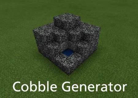 Мод Instant Structure - быстрое строительство в Minecraft PE