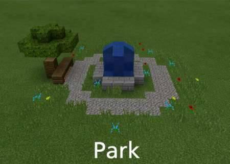 ��� Instant Structure - ������� ������������� � Minecraft PE