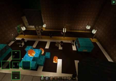 Карта Мир Зомби Часть 1 для Minecraft PE 0.10.0 - 0.10.5