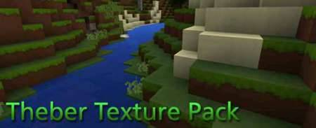 Набор текстур Theber [16×16] для Minecraft PE