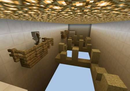 Карта Gravity Runner 3: Академия для Minecraft PE
