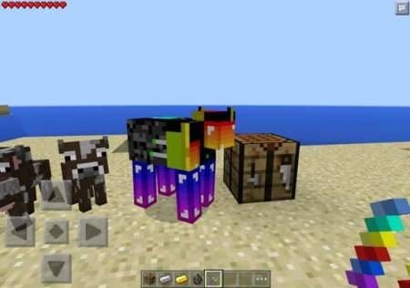 ��� Rainbow Derp - �������� ���� ��� Minecraft PE