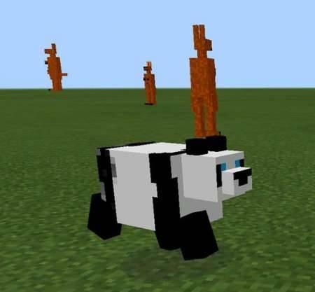 Мод Mo Animals - новые животные в Minecraft PE