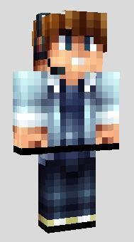 Десять скинов парней для Minecraft PE