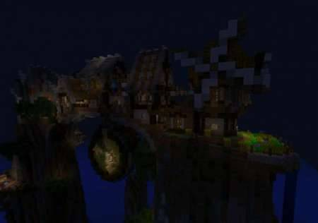 ����� City of Lagmenra ��� Minecraft PE