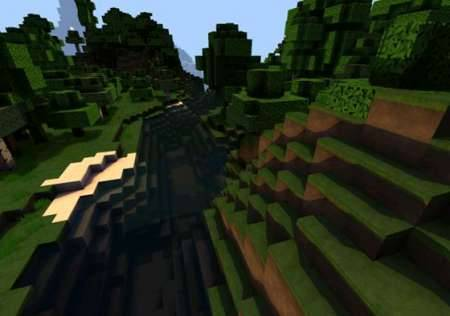 Шейдеры Beyond Belief [32×32] для Minecraft Pocket Edition