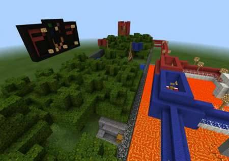 ����� SkyWars PvP ��� Minecraft PE