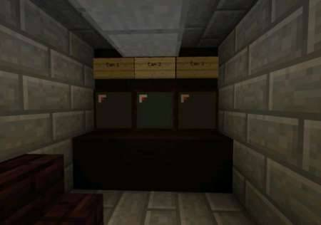 Карта ужасов The Facility Horror для Майнкрафт PE