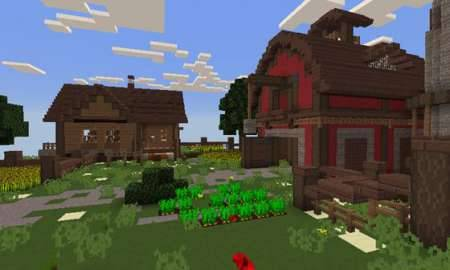 Набор текстур Smeeth [16×16] для Minecraft Pocket Edition